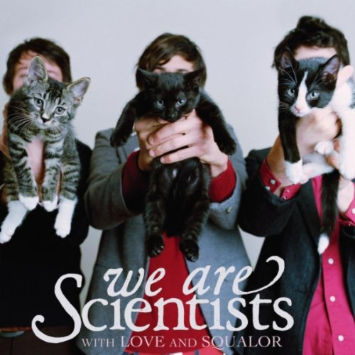 We Are Scientists The Great Escape cover art