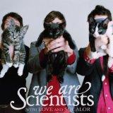 The Great Escape sheet music by We Are Scientists