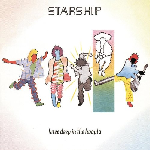 Starship We Built This City cover art