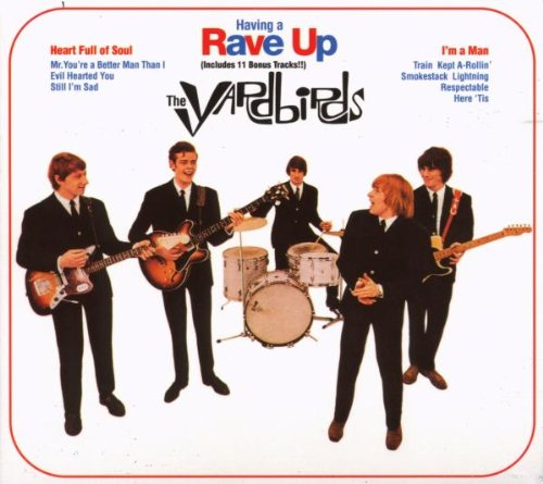 The Yardbirds Heart Full Of Soul cover art