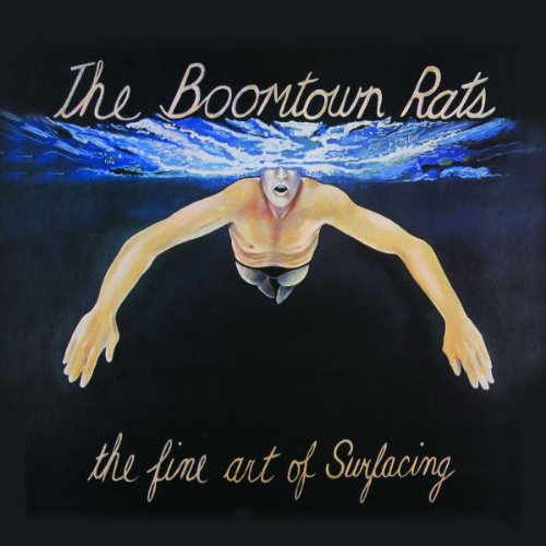 The Boomtown Rats I Don't Like Mondays cover art