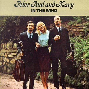 Peter, Paul & Mary Hush-A-Bye cover art