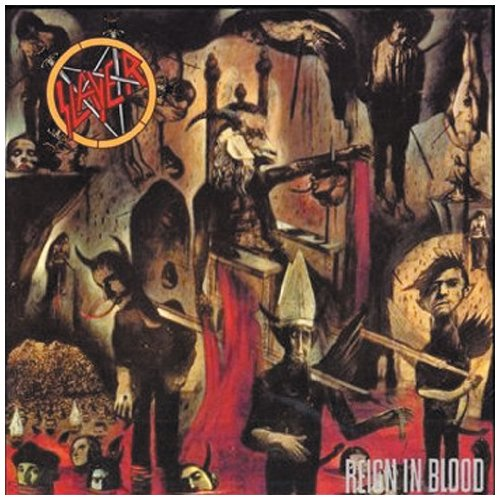 Slayer Raining Blood cover art