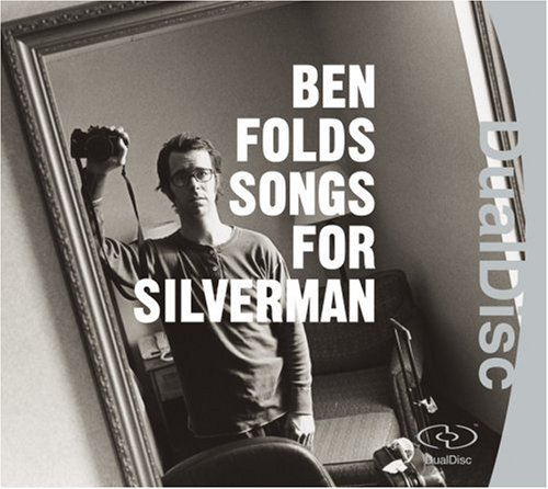 Ben Folds Jesusland cover art