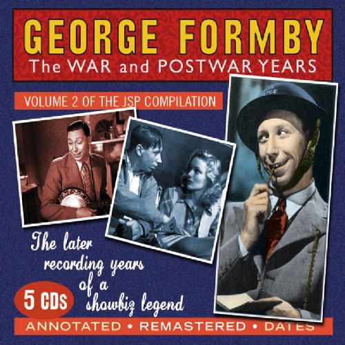 George Formby On The Wigan Boat Express cover art