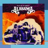 Here We Are sheet music by Alabama