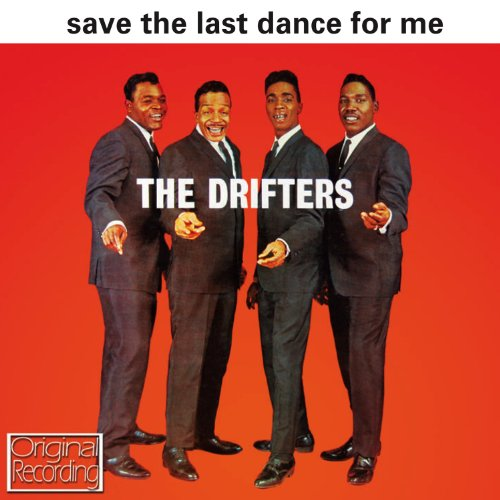 The Drifters Down On The Beach Tonight cover art