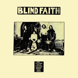 Blind Faith Had To Cry Today cover art