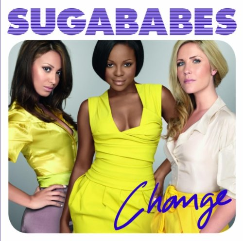 Sugababes Change cover art
