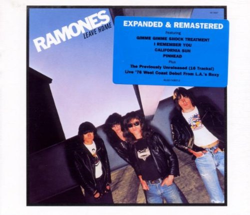 Ramones California Sun cover art