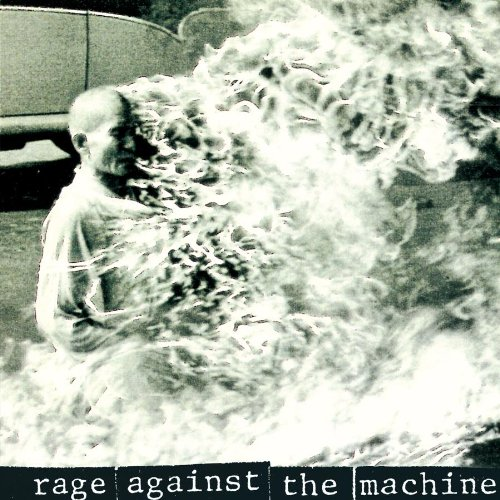 Rage Against The Machine Killing In The Name cover art