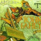 America sheet music by John Fahey