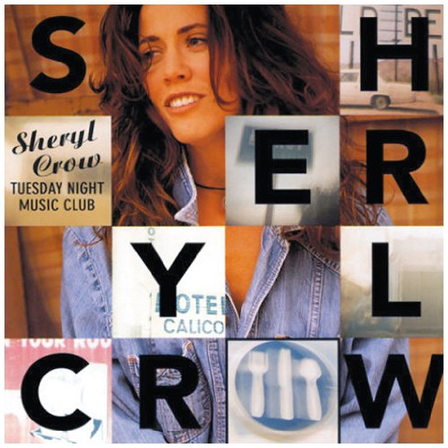 Sheryl Crow Strong Enough cover art