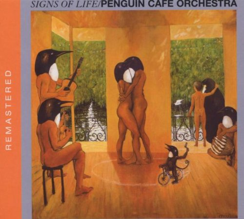 Penguin Cafe Orchestra Perpetuum Mobile cover art