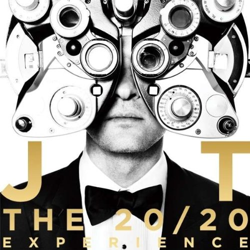 Justin Timberlake Let The Groove Get In cover art