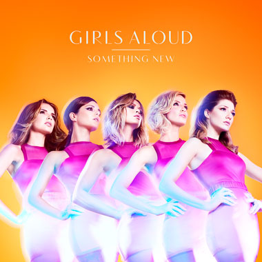 Girls Aloud Something New cover art