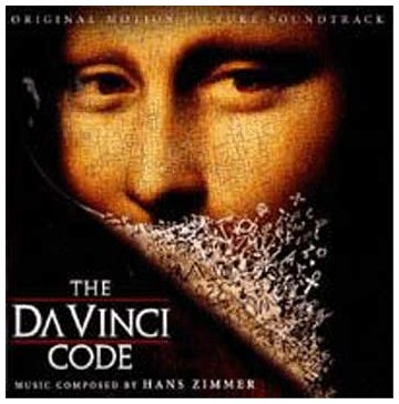 Hans Zimmer Malleus Maleficarum (from The Da Vinci Code) cover art