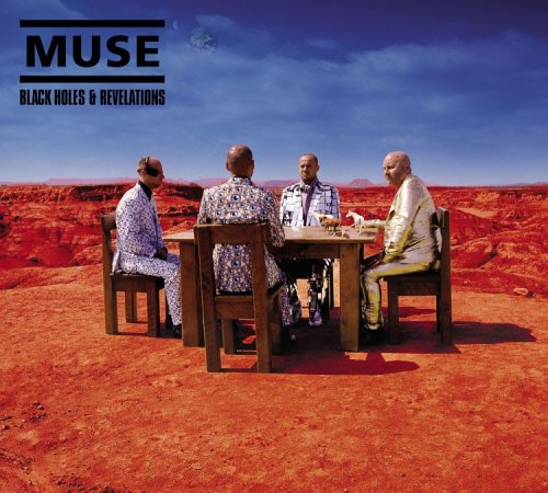 Muse City Of Delusion cover art