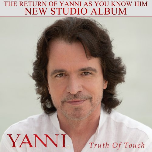 Yanni Secret cover art