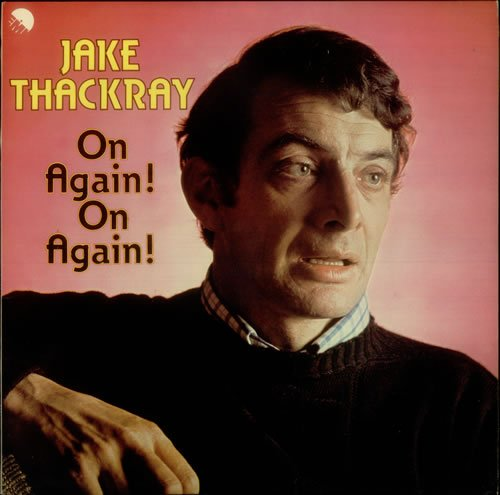 Jake Thackray On Again! On Again! cover art