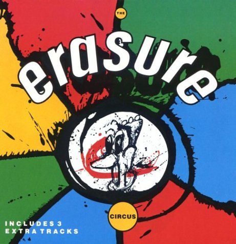 Erasure It Doesn't Have To Be cover art