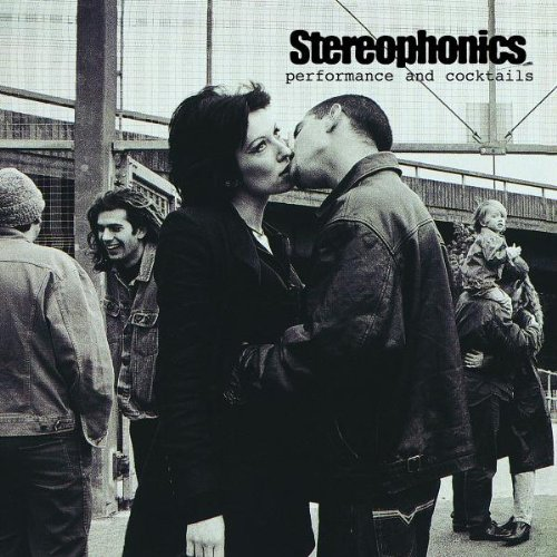 Stereophonics Plastic California cover art
