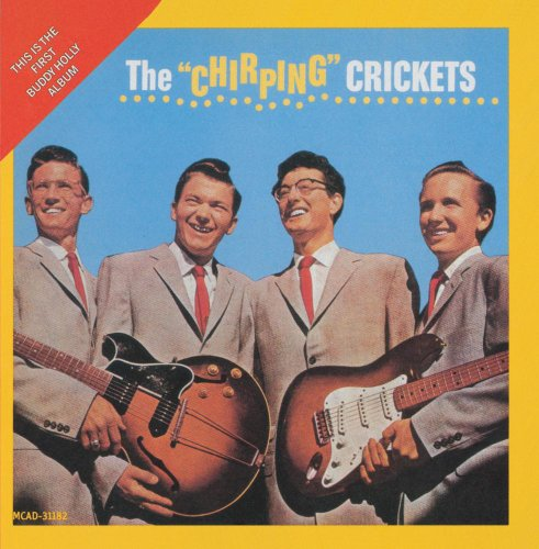 The Crickets That'll Be The Day cover art