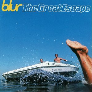 Blur Charmless Man cover art
