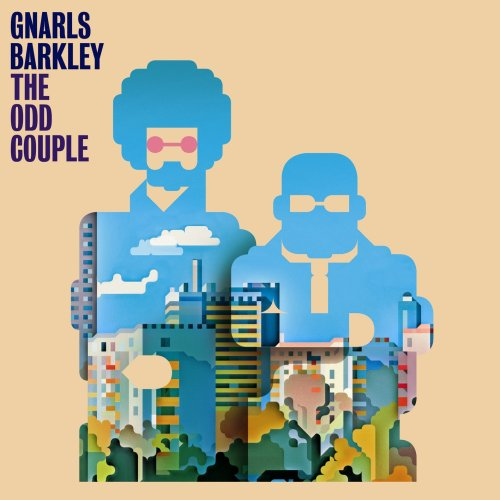 Gnarls Barkley Who's Gonna Save My Soul cover art