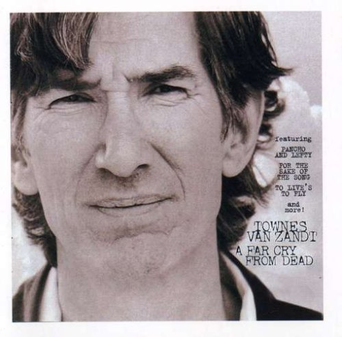 Townes Van Zandt Pancho And Lefty cover art