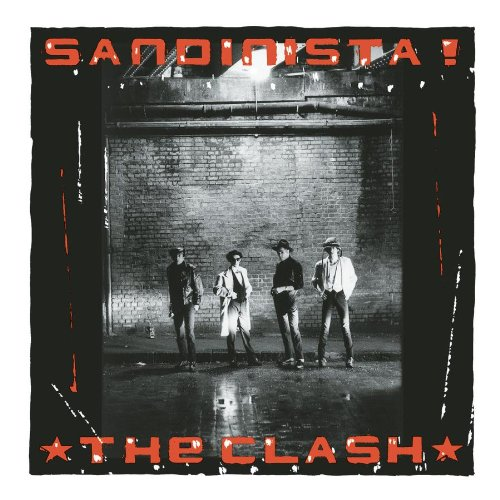 The Clash Something About England cover art