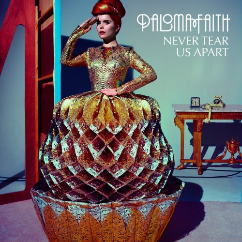Never Tear Us Apart sheet music by Paloma Faith