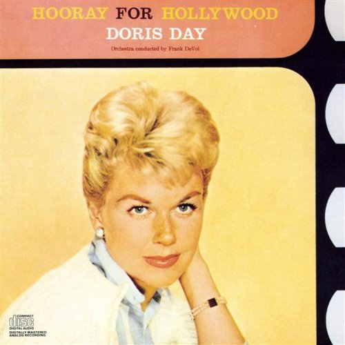 Doris Day Hooray For Hollywood cover art