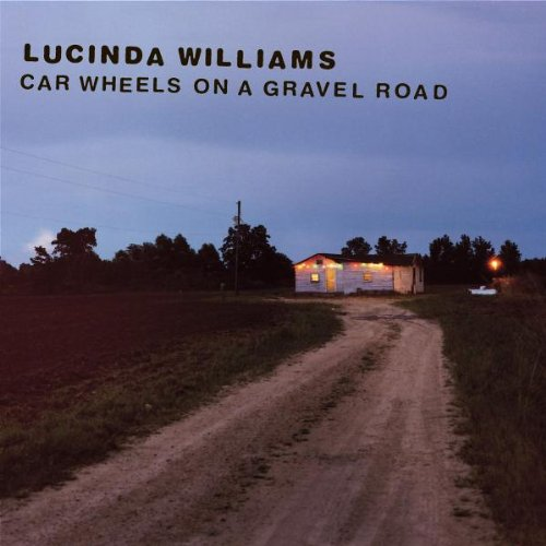 Lucinda Williams Can't Let Go cover art