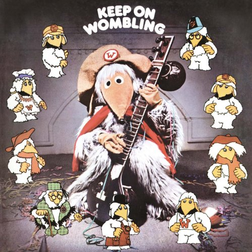 The Wombles Wombling Merry Christmas cover art