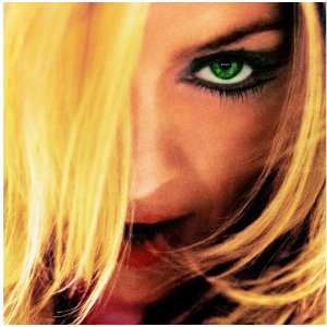 Madonna Beautiful Stranger cover art