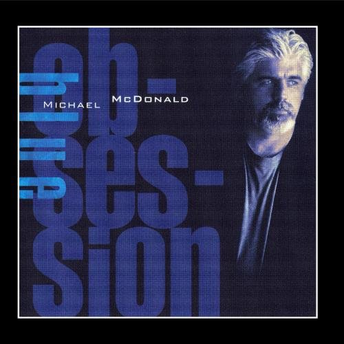 Michael McDonald Open The Door cover art