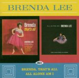 All Alone Am I sheet music by Brenda Lee