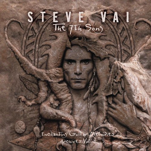 Steve Vai Touching Tongues cover art