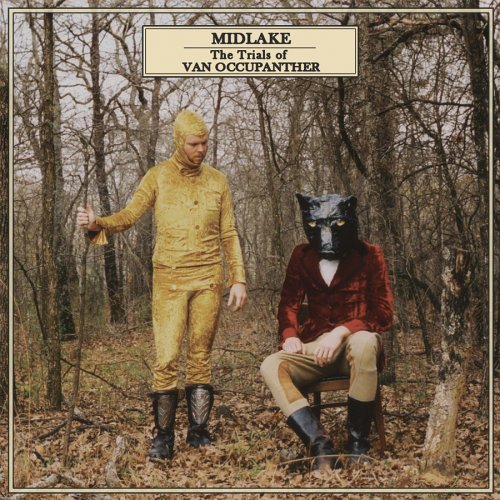Midlake Young Bride cover art