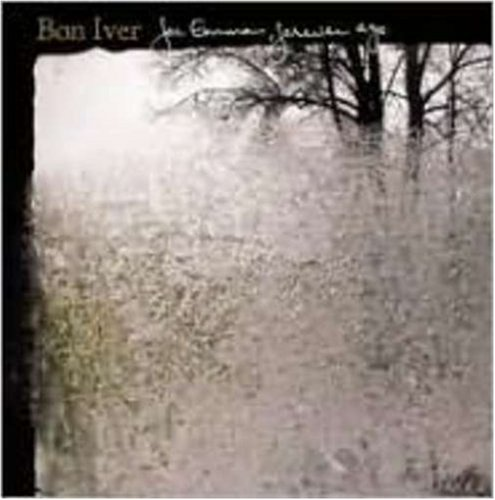 Bon Iver For Emma cover art