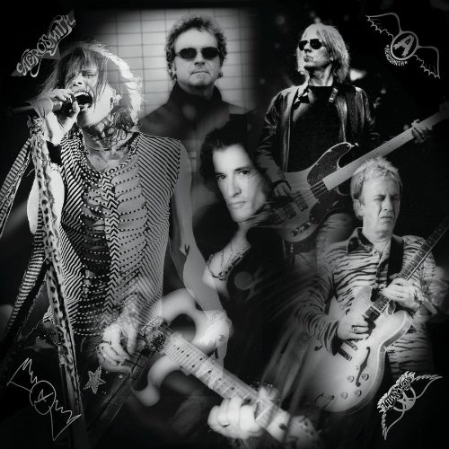 Aerosmith Mama Kin cover art