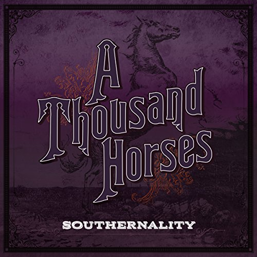 A Thousand Horses Smoke cover art