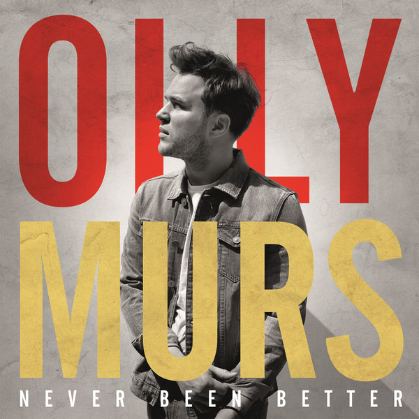 Olly Murs Seasons cover art