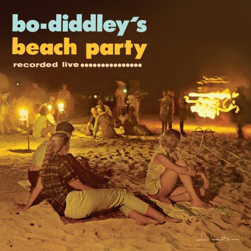 Bo Diddley Who Do You Love cover art