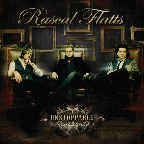 Rascal Flatts Holdin' On cover art
