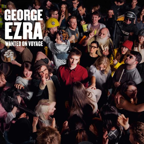 George Ezra Drawing Board cover art