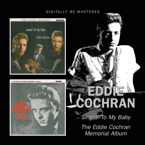 Eddie Cochran Sittin' In The Balcony cover art