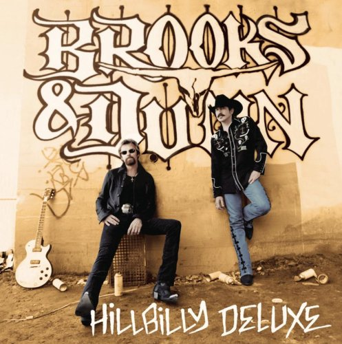 Brooks & Dunn Hillbilly Deluxe cover art