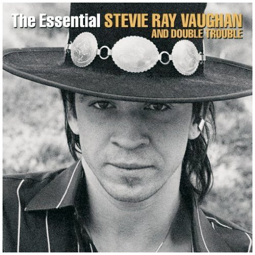 Stevie Ray Vaughan The Things That I Used To Do cover art